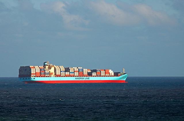 kontener morski wymiary